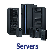 Server repair, server setup and server maintenance